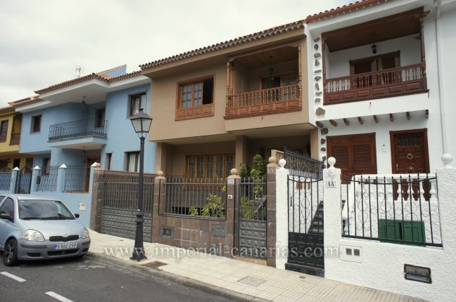 Splendid town house in La Orotava!