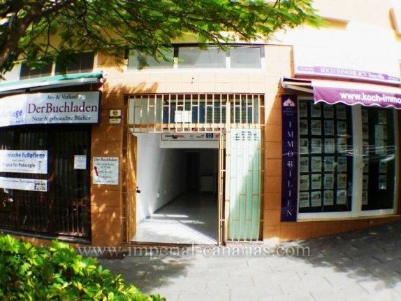 Zentral gelegenes Geschäftslokal zu verkaufen