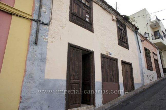 Haus in Kanarischen Stil für komplett renovierung