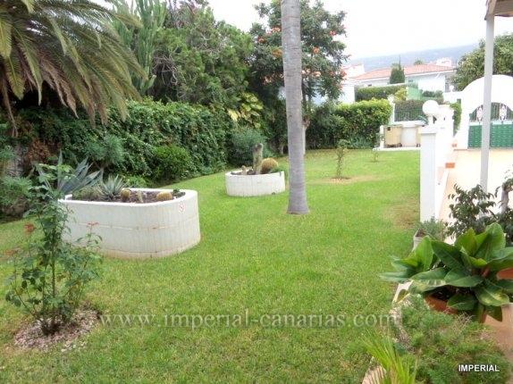 Appartement in San Antonio  -  Gemütliches Apartment in kleiner Wohnanlage, ruhig und inmitten von Gärten.