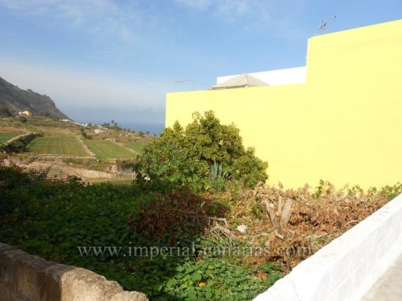 Bauland in San Vicente  -  Baugrundstück in San Vicente, Los Realejos