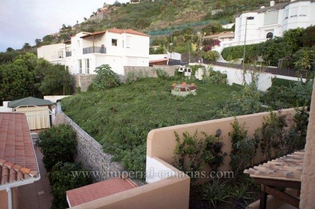 Parcela urbana con preciosas vistas al mar en zona El Sauzal