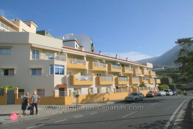 Wohnung in San Vicente, Los Realejos  -  Sehr schöne helle Wohnung an der Küste von Mirador San Pedro und die Rambla de Castro