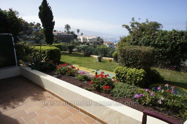 Tolles Terrassenapartment mit Meerblick in 4 Sterne Hotel!