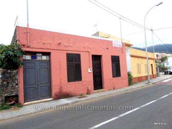 Kanarisches Haus in La Matanza de Acentejo  -  GROSSES, GERÄUMIGES HAUS NAHE DEM NEUEN NATURPARK IN LA MATANZA1