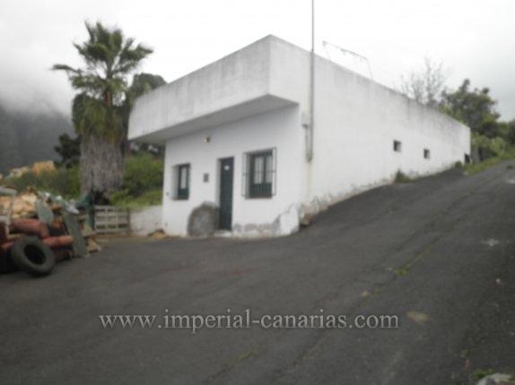 Finca in La Florida  -  Finca in der Gegend von La Florida mit eigenem Häuschen, Lagerraum  und Werkstätte.
