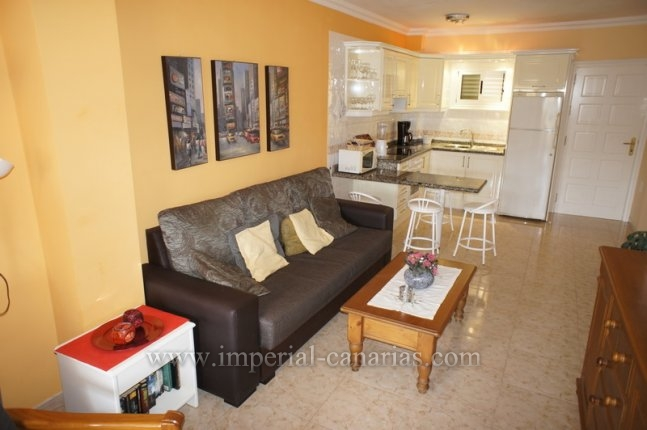 Apartment in Playa Jardin  -  Beautiful apartment near the Garden Beach and the center of Puerto de la Cruz