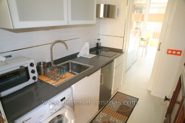 Studio in Martianez - Puerto de la Cruz  -  Very nice studio to rent at Martianez Beach. Free Wifi!