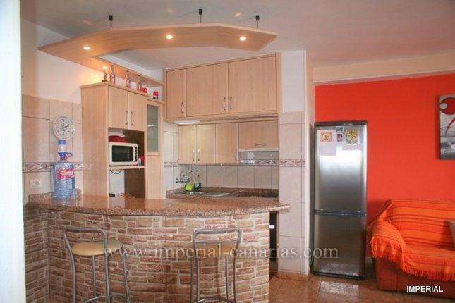 Appartement in Centro  -  Schönes Apartment im Gebäude Belair, fertig zum einziehen mit herrlichem Blick auf das Meer und Teide.
