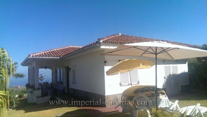 Schöne und Komfortable villa mit Herrlichem Blick aus den Teide und den Atlantik