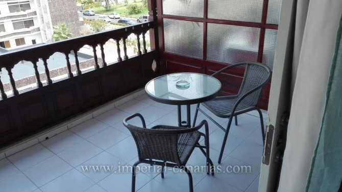 Studio in La Paz  -  Studio recently renovated and equipped with style to spend a very pleasant stay